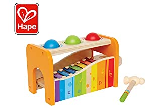 Hape - Picafuerte xilófono (0HPE0305)