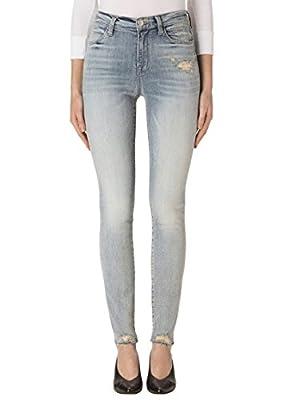 J Brand - Maria High Rise Skinny Jeans - Remnant Destruct
