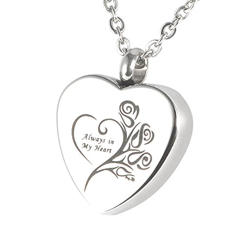 housweety-cremation-jewellery-stainless-steel-always-in-my-heart-urn-pendant-heart-necklace-memorial