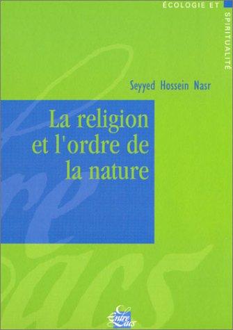 La religion et l'ordre de la nature