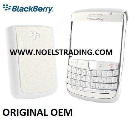 BlackBerry Bold 9700 9780 9020 Gehäuse Abdeckung weiß