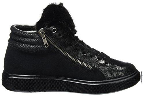 Repetir Yoha, Sneaker A Collo Alto Donna Nero (negro)