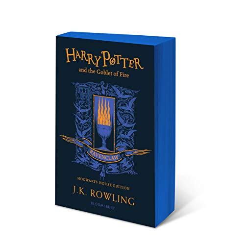 Harry Potter and the Goblet of Fire - Ravenclaw Edition (Harry Potter House Editions)