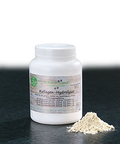 Kollagen - Hydrolysat 100 g für Hunde und Katzen