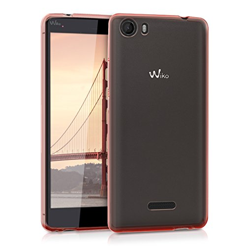 kwmobile Wiko Fever 4G Hülle - Handyhülle für Wiko Fever 4G - Handy Case in Rosegold