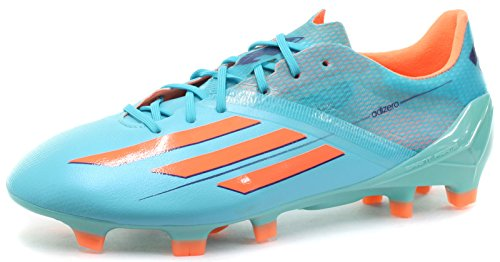 adidas f50 orange et bleu