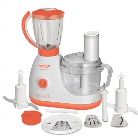 Maharaja Whiteline Glamour Food Processor  available at amazon for Rs.3500
