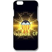 Best Design FC Valencia Football Club Logo Phone Case Cover For Iphone 6/6S 3D Plastic Phone Case