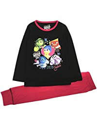 Disney Pixar Inside Out Long Pyjamas Pjs