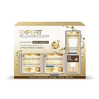 Diadermine Expert Rejuvenecedor crema de día, crema de noche y corrector anti-manchas – 1 Pack