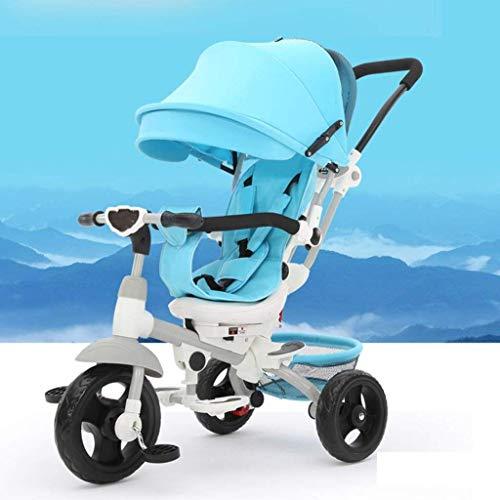 Suministros para bebes Bike Trolley para niños Triciclo para niños Bicicletas/Trolley Baby Bike Buggy/Seat...
