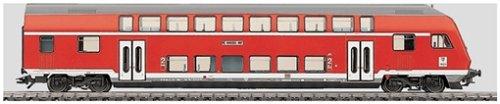 Märklin 43586 - Doppelstock-Steuerwagen 2.Kl. mit Beleuchtung
