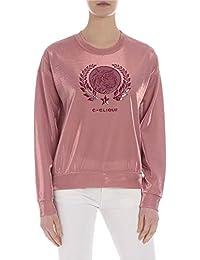 design senza tempo 1ee69 f1fa0 Amazon.it: pinko - Felpe senza cappuccio / Felpe: Abbigliamento