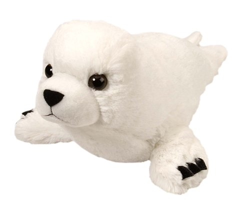 Wild Republic Europe ApS 38cm Cuddlekins Harp Seal Pup