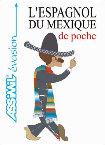 Guide Poche Espagnol Mexique