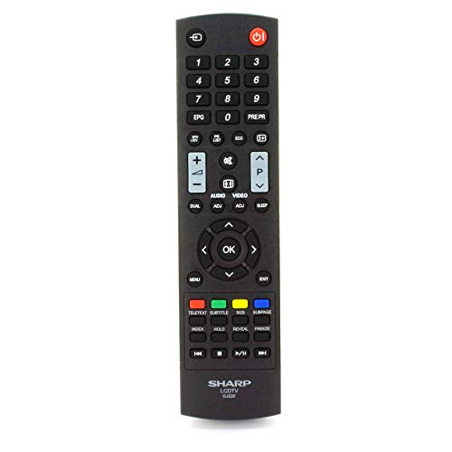 Fernbedienung für Sharp LCD TV GJ220 9JR9800000005 -