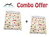 Pets Empire Best Combo Offer Pressed Dog Bone, Xlarge (8-inch x 4 Pieces) Pack of 2