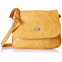 Nelle Harper Women's Sling Bag (Yellow)