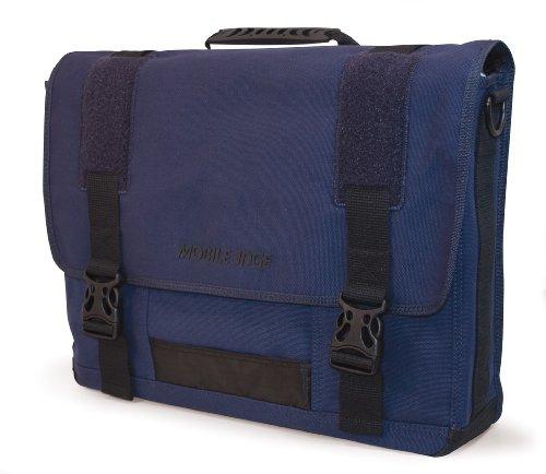 mobile-edge-the-eco-messenger-funda-maletin-clasico-azul-algodon