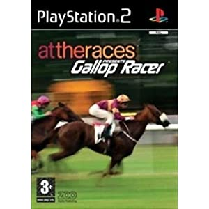 Attheraces presents GALLOP RACER – Playstaion 2 (Englisch)