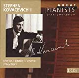 Songtexte von Stephen Kovacevich - Great Pianists of the 20th Century, Volume 61: Stephen Kovacevich II