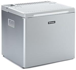 DOMETIC CombiCool RC 1600 EGP - lautlose, elektrische Absorber-Kühlbox mit Gas-Anschluss 50 mbar, 31 Liter, 12 V und 230 V für Auto, Lkw und Steckdose