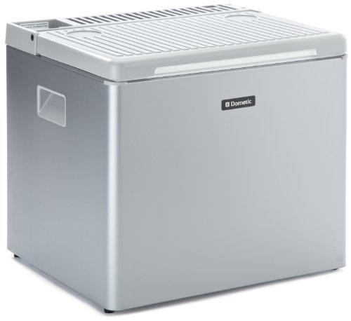 Dometic CombiCool RC 1600 EGP - lautlose Absorber-Kühlbox für Auto, Steckdose und Gas-Anschluss (50 mbar) - Mini-Kühlschrank für Camping und Schlaf-Räume, 31 Liter