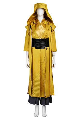MingoTor Superheld Doktor Outfit Cosplay Kostüm Damen - Superhelden Outfits Für Damen