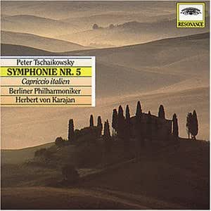 Sinfonie 5/Capriccio Italien