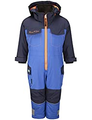 Kozi Kidz Forest - Traje de esquí para niño, color azul, talla UK: 80 cm