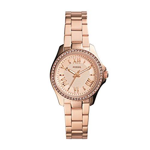 41A7b1iBvjL - Fossil Cecile Silver Women AM4578 watch