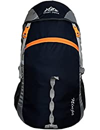 Mount Track B6 Ninja 40 Ltrs Rucksack, Hiking & Trekking Backpack Black