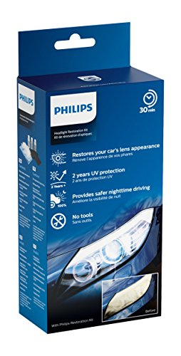 Philips 39976931 Kit de Restauration de Phares, 1...