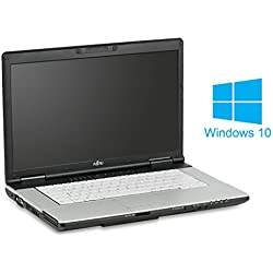 Fujitsu Lifebook S751 Notebook / Laptop | 14 Zoll Display | Intel Core i5-2520M @ 2,5 GHz | 4GB DDR3 RAM | 320GB HDD | DVD-Brenner | Windows 10 Home vorinstalliert (Zertifiziert und Generalüberholt)