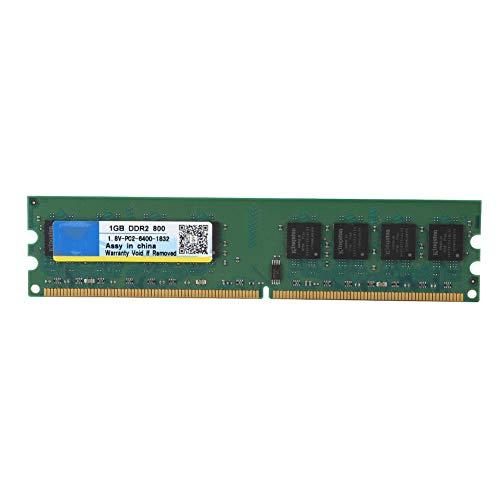 Diyeeni 1G 800MHz 240-pin PC2-6400 DDR2 Aebeitsspeicher, Desktop Laptop RAM Speicher für AMD Motherboards - Pc4200 Sodimm Speicher
