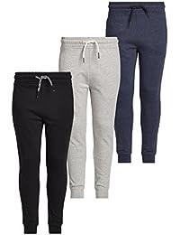 next Lot de trois pantalons de jogging (3 à 16ans) garçon Standard