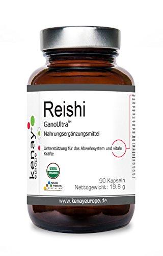 KENAY EUROPE-Reishi GanoUltra 300 mg 90 Kapseln