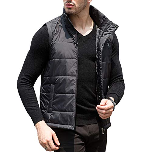 41A7gafKmSL. SS500  - Ymorit USB Electric Heated Vest Fleece Soft Texture Size Adjustable Washable Electric Clothing Charging Heating Vest Clothing for Winter Skiing Hiking Motorcycle