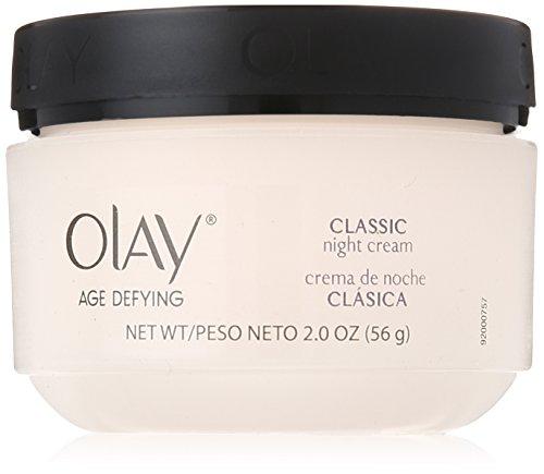 Olay Crème de nuit nourrissante intensive Défi au temps - 60 ml