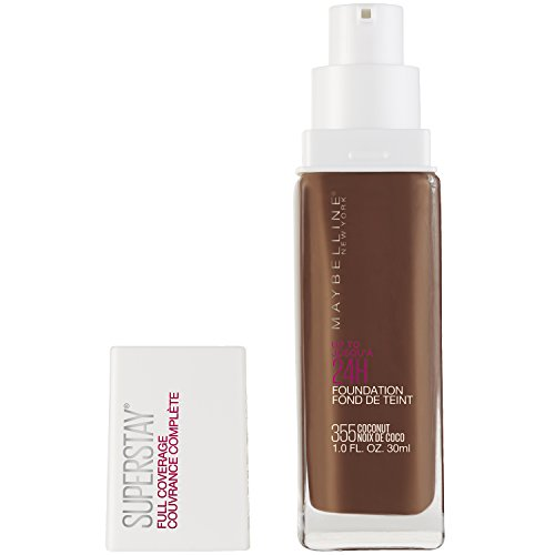 MAYBELLINE Superstay Full Coverage Foundation - Coconut 355