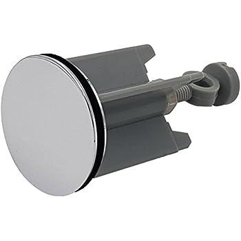 Waschbeckenst/öpsel Relax hochwertige Qualit/ät ✶✶✶✶✶ passend f/ür alle handels/üblichen Waschbecken