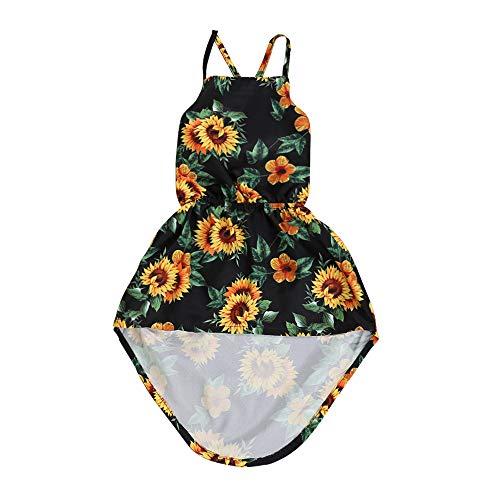 Kleinkind Mädchen Gaze Kleid Anzug Sommer Baby ärmellose Cowboy Musselin Rock Neugeborenen Mode Set Kinder Baumwolle Garn Kleidung -