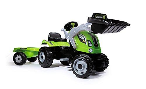 *Smoby 7600710109 –  Traktor Farmer Schaufel, Outdoor und Sport, XL, grün*