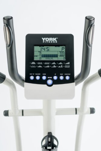 41A7l6g5c8L - York Fitness Active 120 2-in-1 Cycle Cross Trainer - Black