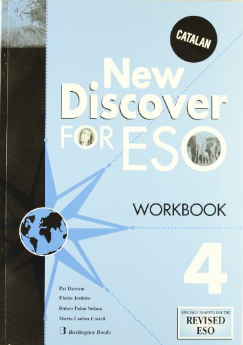 New Discover 4 ESO - Workbook