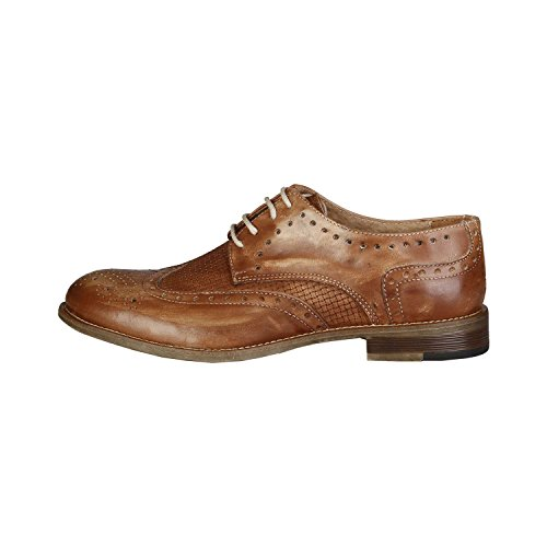 Made in Italia - LIVIO Brogue Chaussures De Ville À Lacets Homme