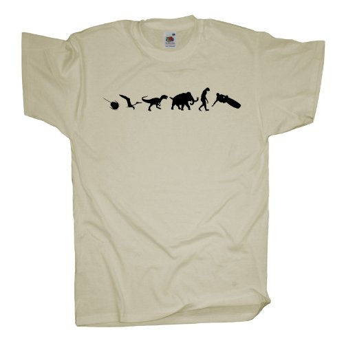 Ma2ca - 500 Mio Years - Surfer T-Shirt Natural