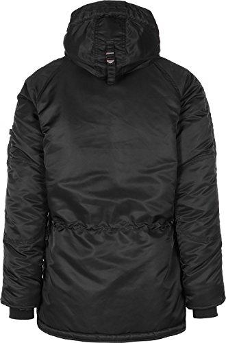 Alpha Industries Jacket N3-B PM Black