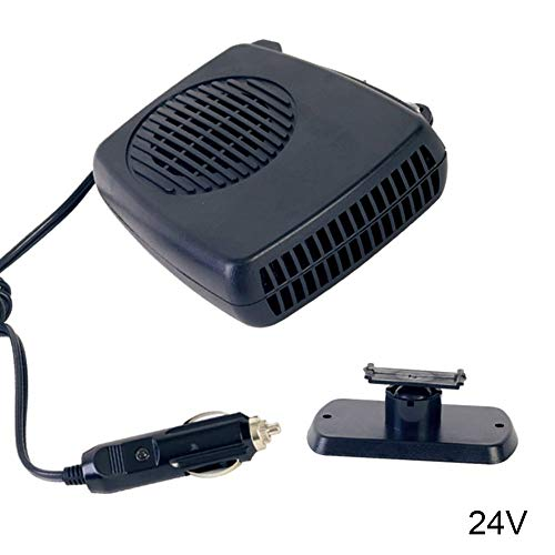 Yaoaofron Portable Car Heater Vehicle Defrost Defogging Heater Heating & Cooling Fan