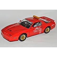 Generation 1970-1974 1//18 Welly Mod.. Pontiac Firebird Trans Am Coupe Schwarz 2